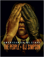 The People vs O.J. Simpson: American Crime Story (Blu-ray Disc)