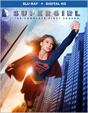 Supergirl: Season One (Blu-ray Disc)