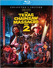 The Texas Chainsaw Massacre 2 (Blu-ray Disc)