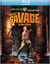 Doc Savage: Man of Bronze (Blu-ray Disc)