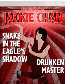 Snake in the Eagle's Shadow/Drunken Master (Blu-ray Disc)