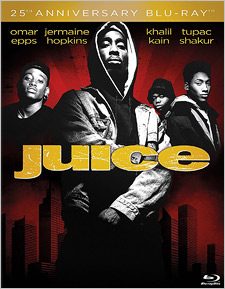 Juice: 25th Anniversary Edition (Blu-ray Disc)