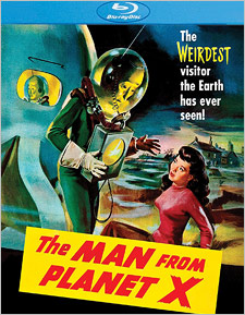 The Man from Planet X (Blu-ray Disc)