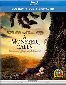 A Monster Calls (Blu-ray Disc)