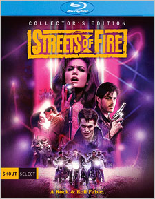 Streets of Fire: Collector's Edition (Blu-ray Disc)