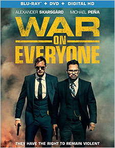 War on Everyone (Blu-ray Disc)