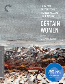 Certain Women (Criterion Blu-ray Disc)