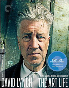 David Lynch: The Art Life (Criterion Blu-ray Disc)