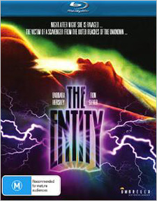The Entity (Blu-ray Disc)