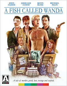 A Fish Called Wanda (Blu-ray Disc)