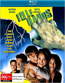 Idle Hands (Blu-ray Disc)