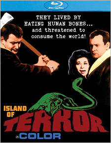 Island of Terror (Blu-ray Disc)