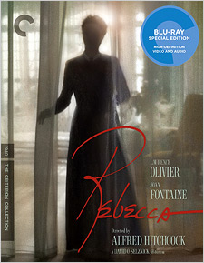 Rebecca (Criterion Blu-ray Disc)