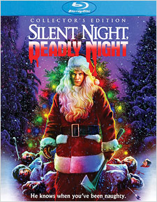 Silent Night, Deadly Night: Collector's Edition (Blu-ray Disc)