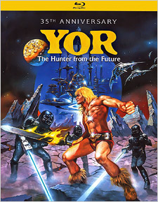 Yor, the Hunter from the Future: 35th Anniversary (Blu-ray Disc)