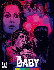 The Baby: Special Edition (Blu-ray Disc)