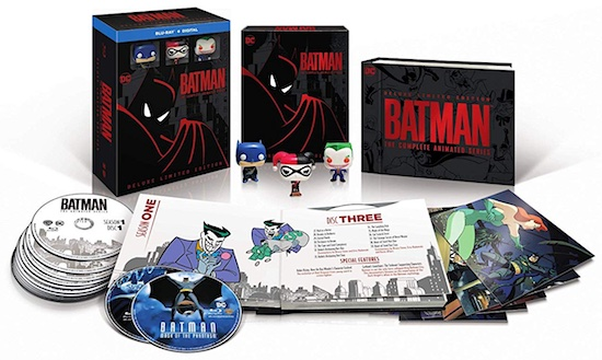 Batman: The Complete Animated Series (Blu-ray Disc)