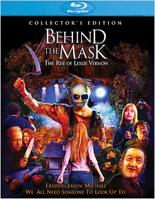 Behind the Mask: The Rise of Leslie Vernon (Blu-ray Disc)