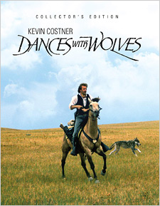Dances with Wolves: Collector's Edition (Steelbook Blu-ray Disc)