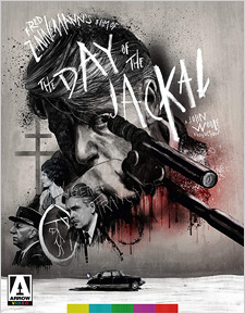The Day of the Jackal (Blu-ray Disc)