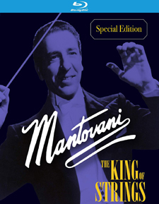 Mantovani: The King of Strings (Blu-ray Disc)