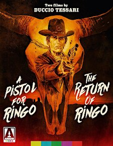 A Pistol for Ringo/The Return of Ringo (Blu-ray Disc)