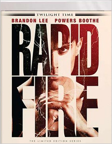 Rapid Fire (Blu-ray Disc)