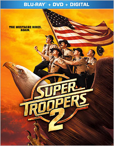 Super Troopers 2 (Blu-ray Disc)