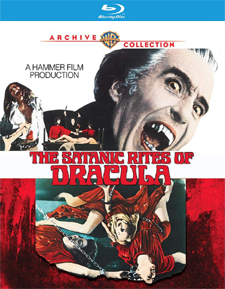 The Satanic Rites of Dracula (Blu-ray Disc)