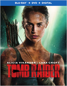 Tomb Raider 2018 (Blu-ray Disc)