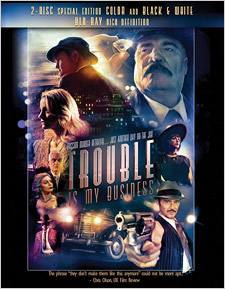 Trouble Is My Business (Blu-ray Disc)