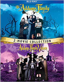 Addams Family 2-Pack (Blu-ray Disc)