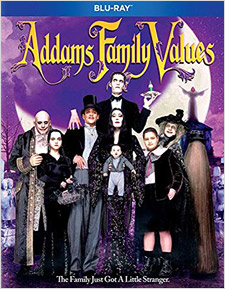 Addams Family Values (Blu-ray Disc)
