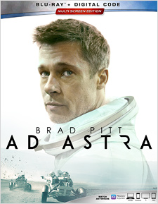 Ad Astra (Blu-ray Disc)