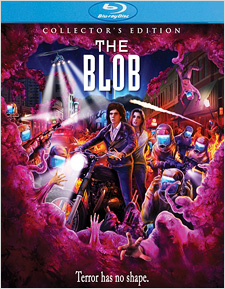 The Blob 1988 (Blu-ray Disc)