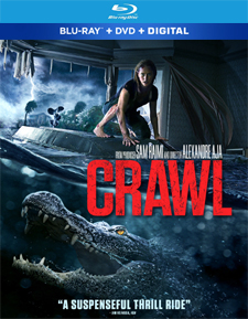 Crawl (Blu-ray Disc)