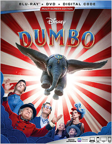 Dumbo 2019 (Blu-ray Disc)