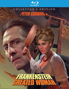 Frankenstein Created Woman (Blu-ray Disc)