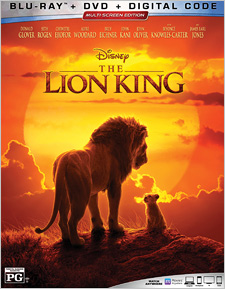 The Lion King (2019) (Blu-ray Disc)