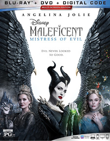 Maleficent: Mistress of Evil (Blu-ray Disc)