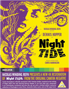 Night Tide (Blu-ray Disc)