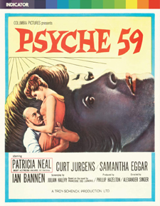 Psyche 59 (Blu-ray Disc)