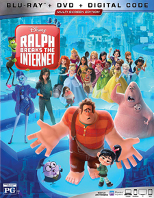 Ralph Breaks the Internet (Blu-ray Disc)