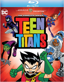 Teen Titans: The Complete Series (Blu-ray Disc)