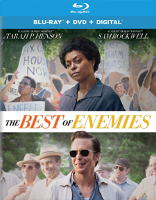 The Best of Enemies (Blu-ray Disc)