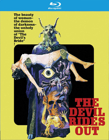 The Devil Rides Out (Blu-ray Disc)