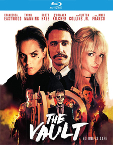 The Vault (Blu-ray Disc)