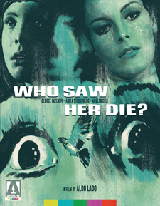 Who Saw Her Die? (Blu-ray Disc)
