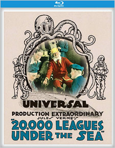 20,000 League Under the Sea (Blu-ray Disc)