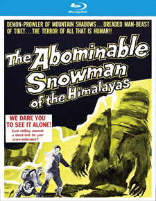 The Abominable Snowman (Blu-ray Disc)